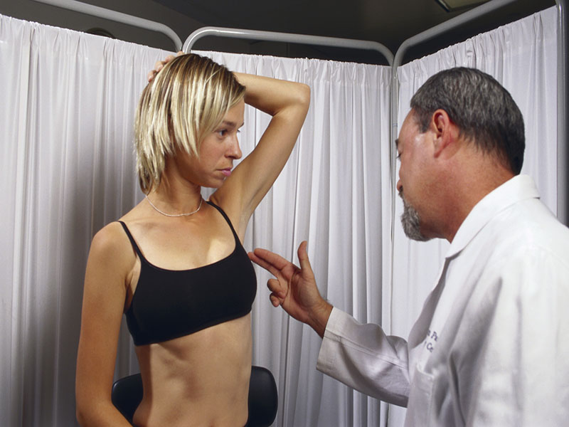 News Picture: Nipple-Preserving Mastectomies Appear Safe for High-Risk Women: Study