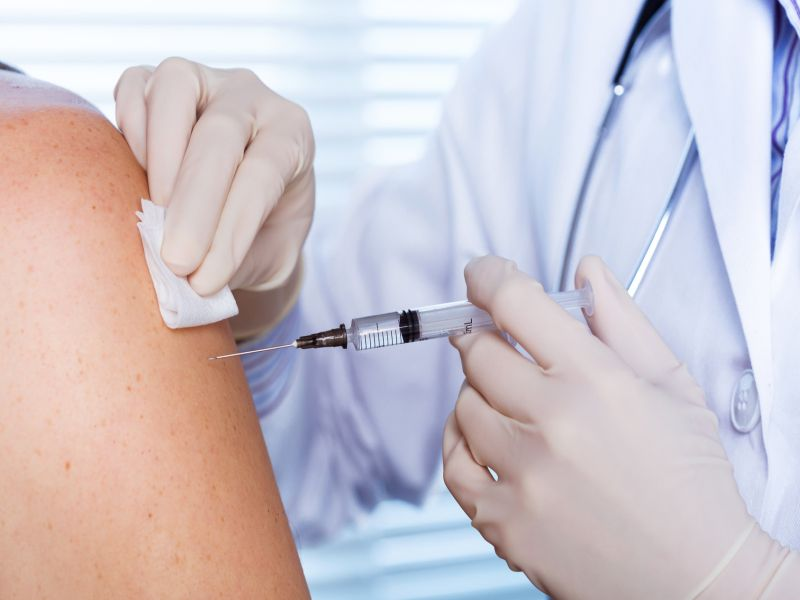 Have Heart Failure? Flu Shot May Save Your Life