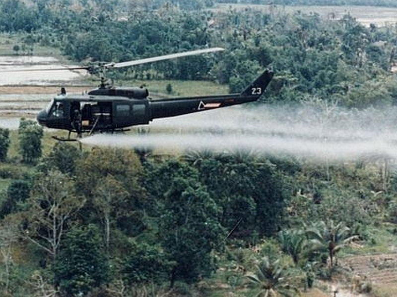 News Picture: Agent Orange's Toxic Legacy in Vietnam