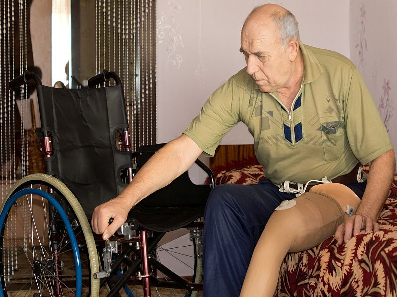 U.S. Veterans With Blocked Leg Arteries Seeing Better Results