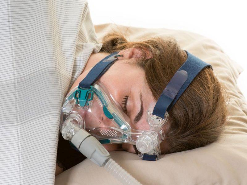 Statins May Reduce Heart Risks Linked to Sleep Apnea: Study