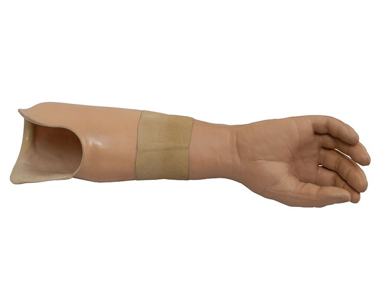 News Picture: New Technology Gives 'Feeling' to Prosthetic Arms