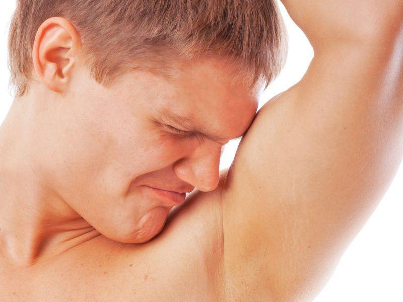 Sweating over a perspiration problem?