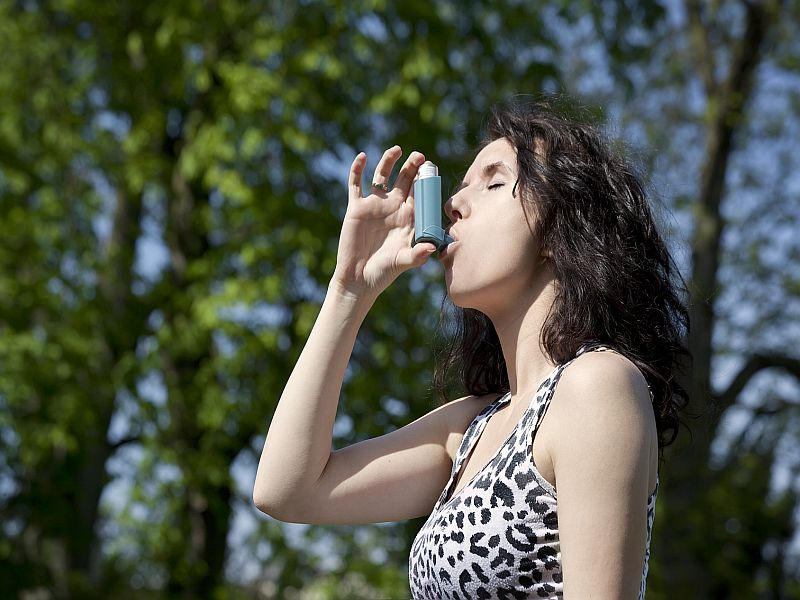 Does Living Near a Fracking Site Make Asthma Worse?