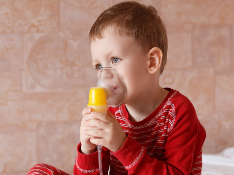 Air Pollution Tied to Asthma in Young Kids