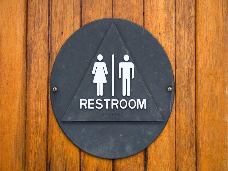 As Trump Rolls Back Transgender Bathroom Rights . . .
