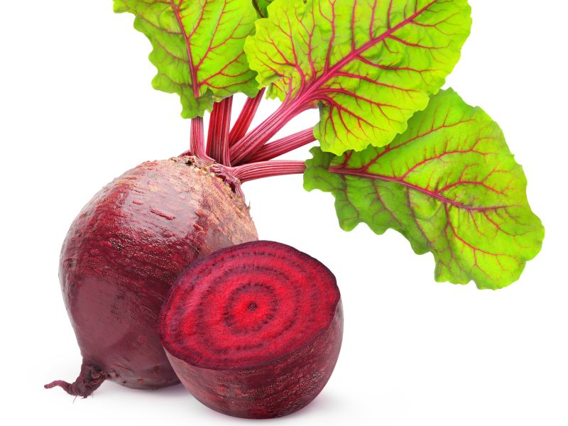 News Picture: Give This Recipe for Tasty, Nutritious Beets a Try