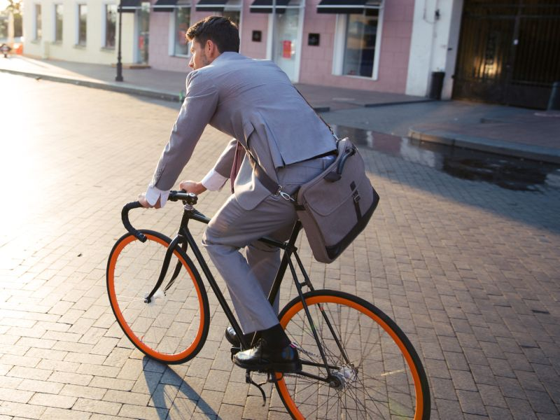Why More People Don't Walk or Bike to Work