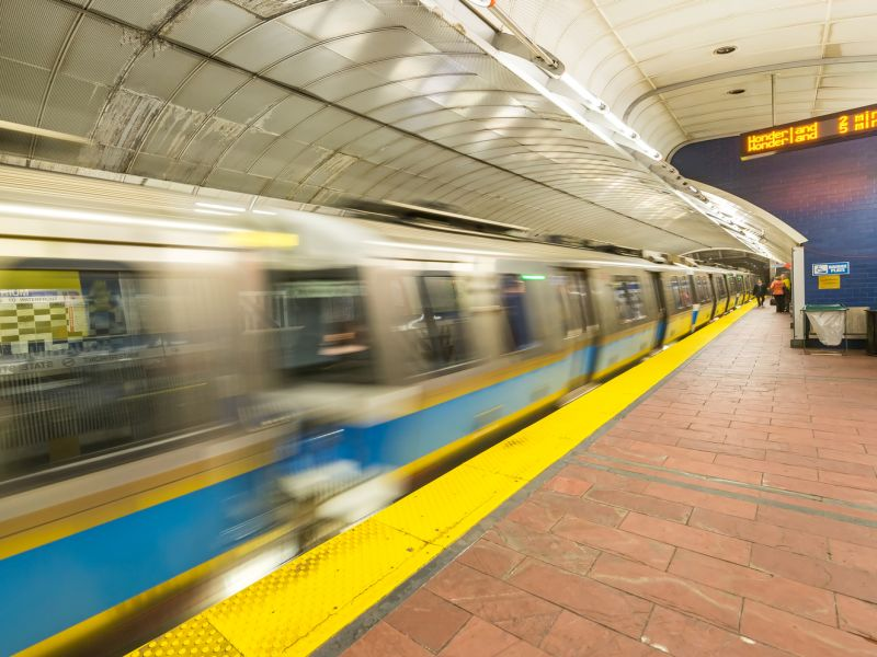 Boston's Subways Packed With Germs