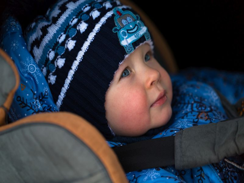 Pediatricians Make Change to Child Car Seat Guidelines