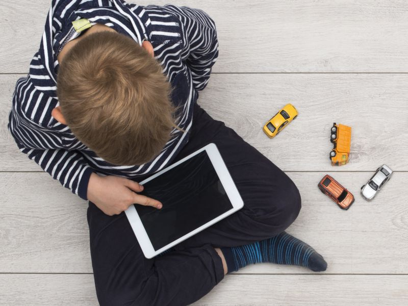 All That Social Media Hasn't Hurt Kids' Social Skills, Study Finds