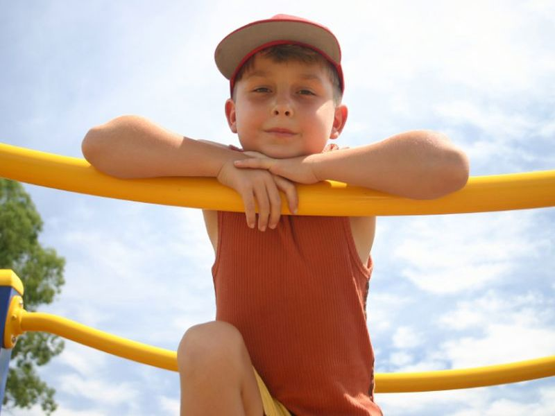 Are Kids' Playgrounds Really Safe?