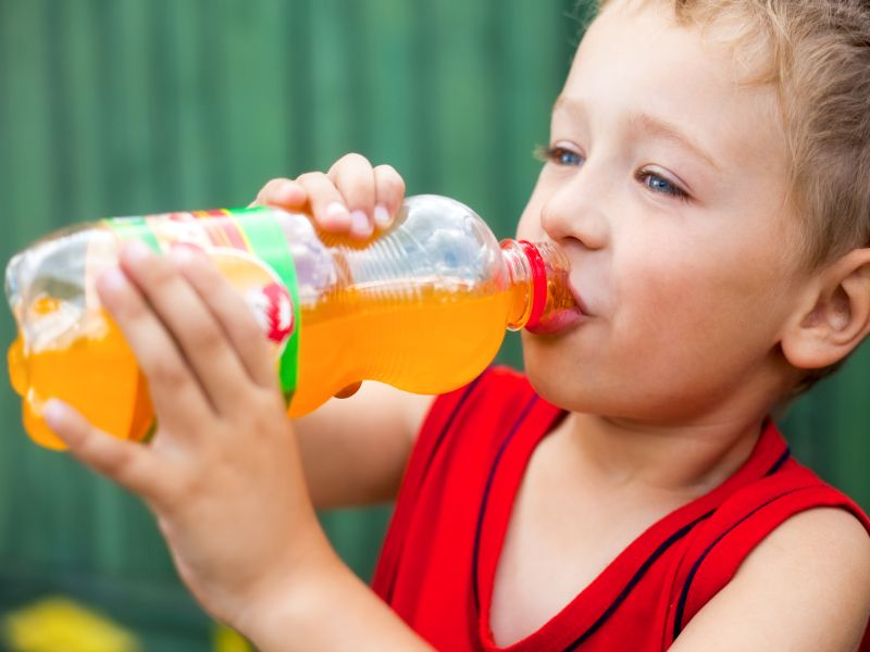 AAP: No Fruit Juice for Infants in First Year of Life