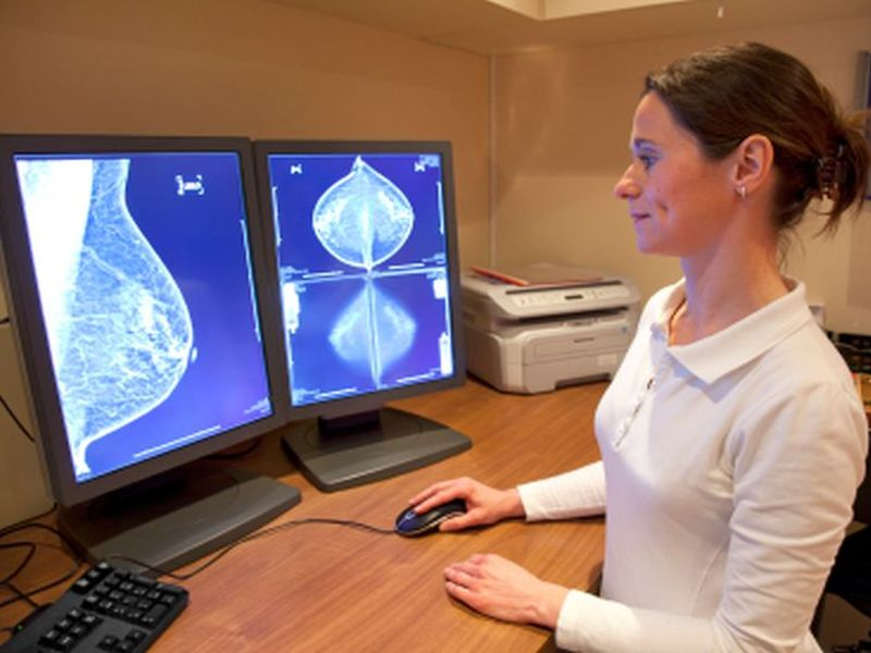 Breast Cancer Radiation 'Less Scary' Than Thought