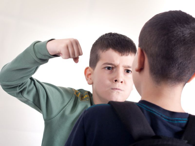 Bullying Can Turn Victims Into Bullies