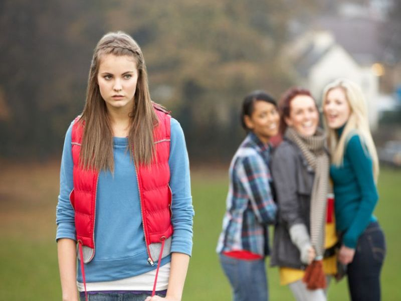 Lasting Damage Seen in LGBT Teens Who Suffer Harassment