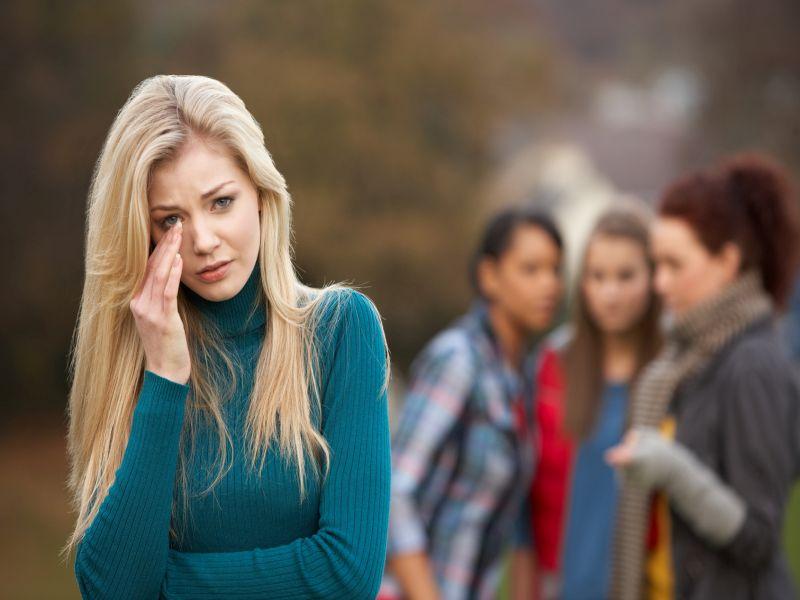 Self-Harm on the Rise Among Teen Girls
