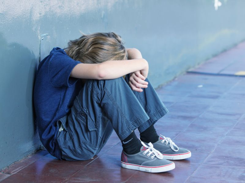 News Picture: Severe Bullying Tied to Mental Health Woes in Teens