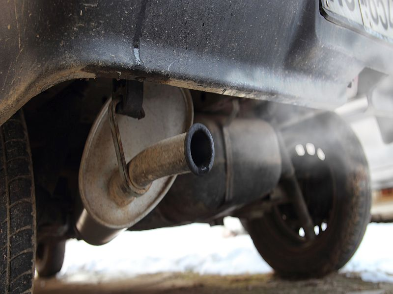 Diesel Pollution May Damage the Heart