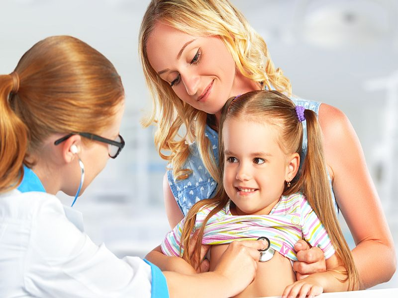 Why Are Fewer U.S. Kids Going to Pediatricians?