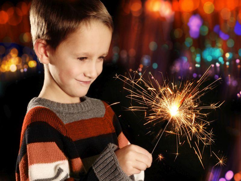 News Picture: Eye Docs Debunk 5 Fireworks Myths