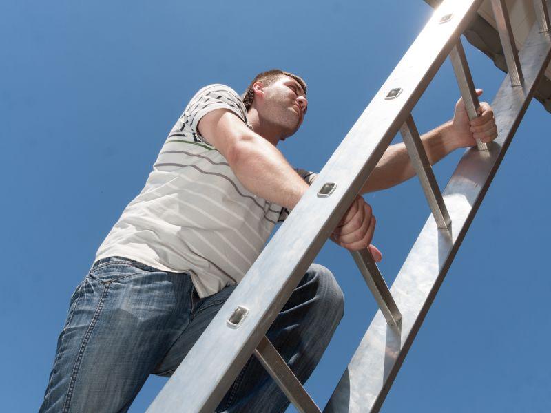 Ladder Injuries Can Go Far Beyond Broken Bones