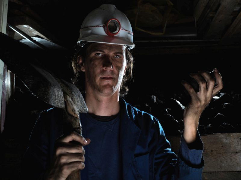 News Picture: Coal Miners Face Growing Wave of Black Lung Disease