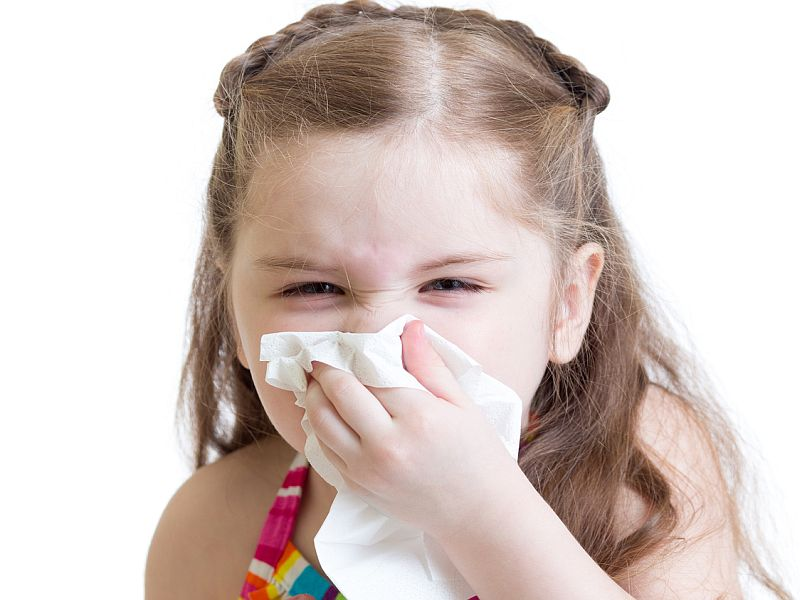 High-Dose Vitamin D May Not Curb Kids' Colds
