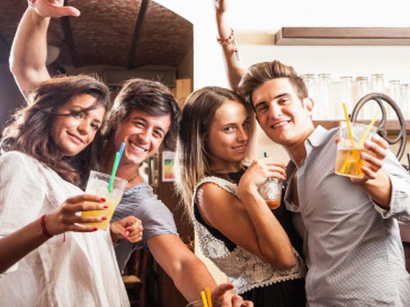Binge Drinking Rates Dropping on College Campuses
