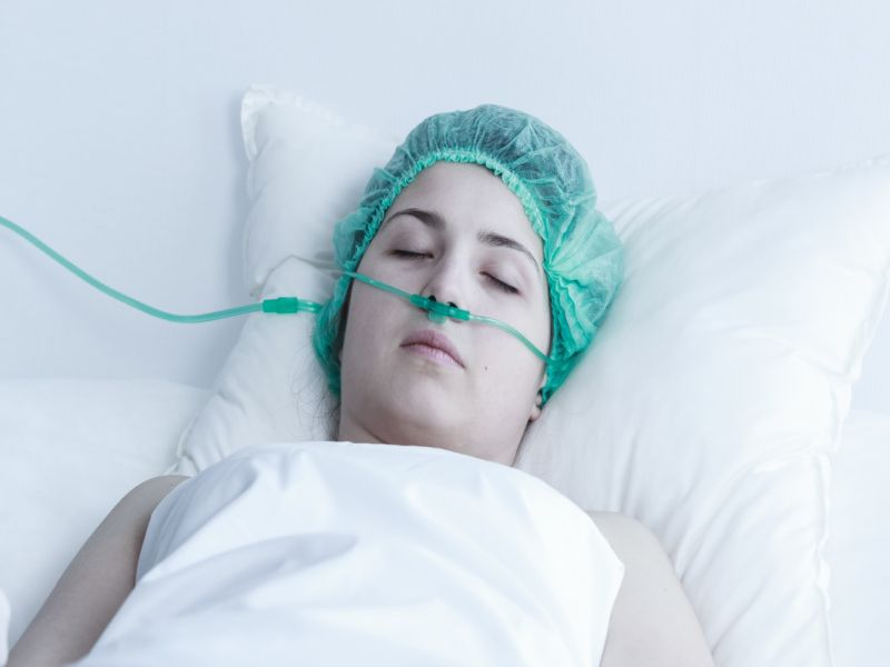 Scans May Show Consciousness in 'Comatose' Patients