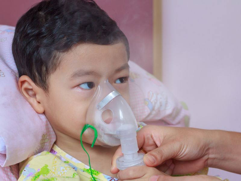 Rates of Child Hospitalization Similar Between COVID-19, Flu: Study