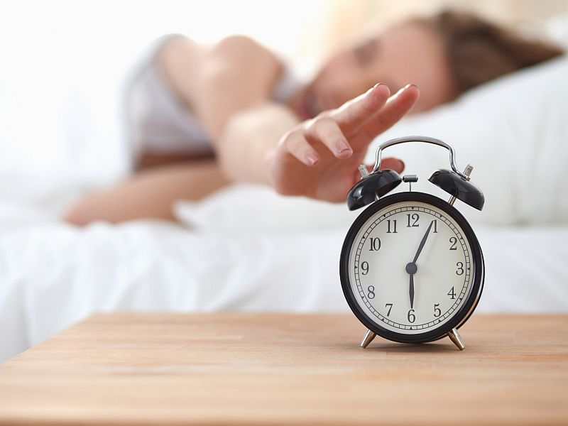 Regular Bedtime Might Be Key to Better Health