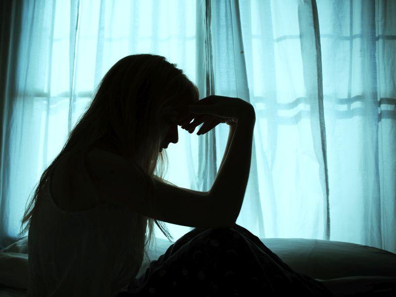 Self-Harm Cases Surging Among U.S. Girls