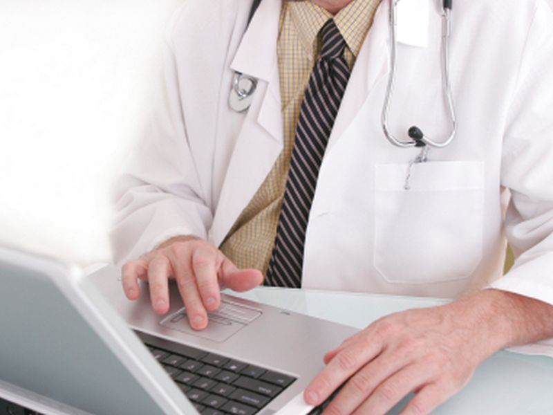 Electronic Health Records Bogging Docs Down