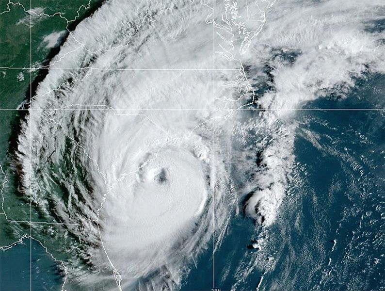 Hurricanes Like Dorian Take Heavy Toll on Mental Health