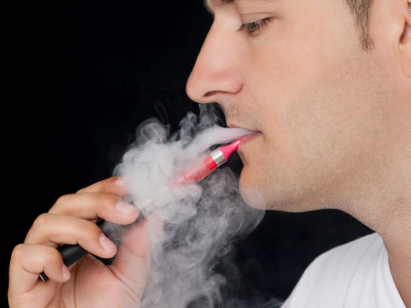 More American Adults Think E-Cigs as Harmful as Cigarettes: Survey