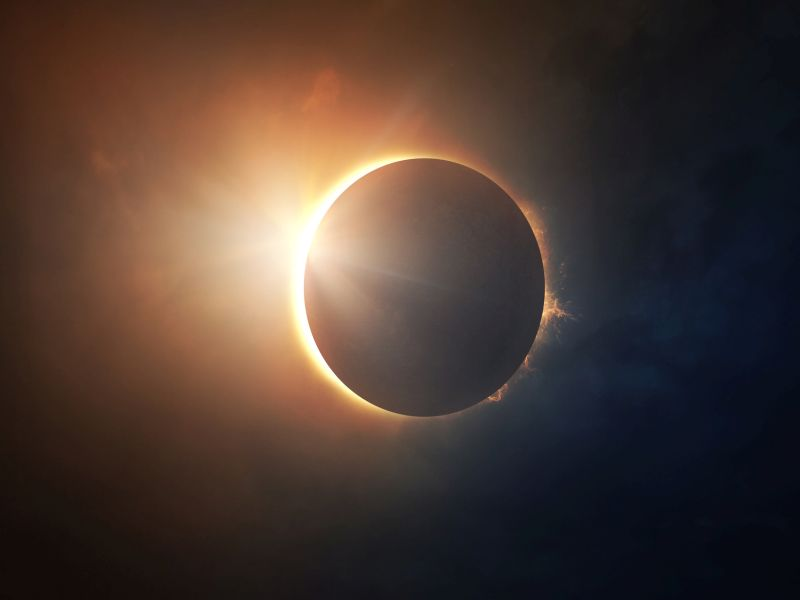 News Picture: Get Ready, Safely, for the Great American Eclipse