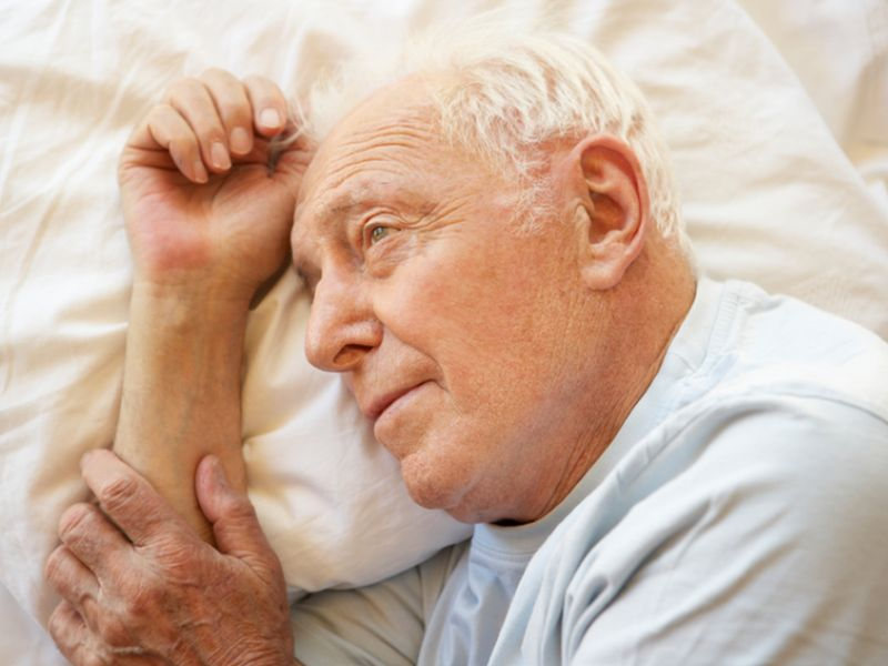 News Picture: Do Fewer Nightly Dreams Mean Higher Dementia Risk in Seniors?
