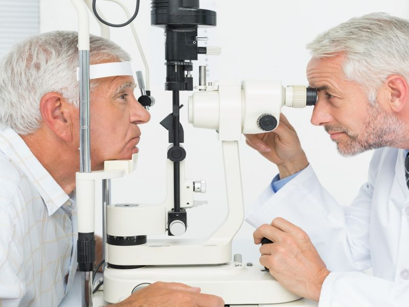 Check Early and Often for Glaucoma
