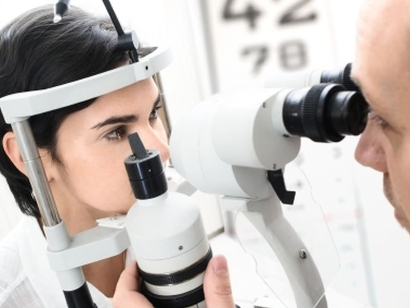 News Picture: Annual Eye Exam Is Vital if You Have Diabetes