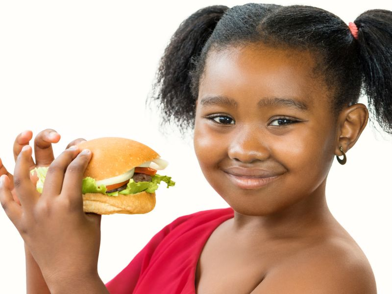 Fast Food Makes an Unhealthy Comeback Among Kids