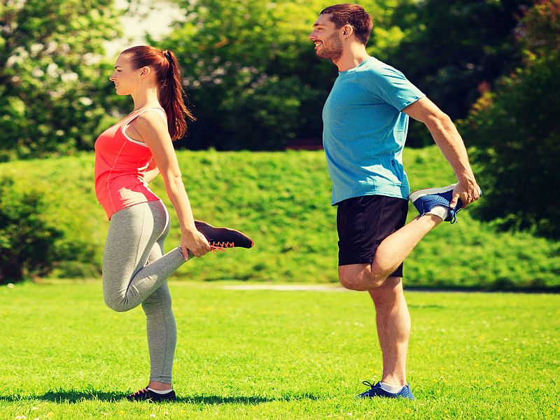 After Lockdown, Ease Back Into Exercise