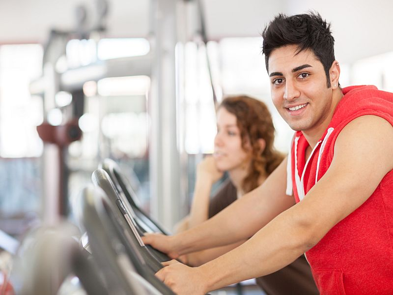 News Picture: How to Maximize Your Gym Membership