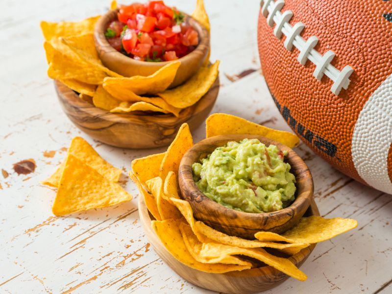Super Bowl Snacks That Don't Put Health on the Sidelines