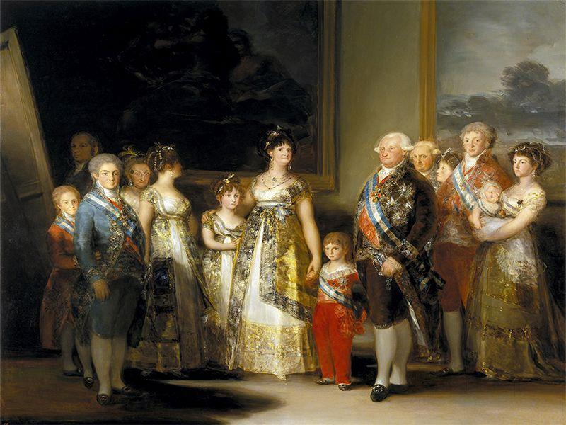 Did Syphilis Cause Painter Goya's Hearing Loss?