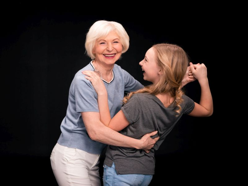 Shall You Dance? Study Finds Dancing Helps Seniors Avoid Falls