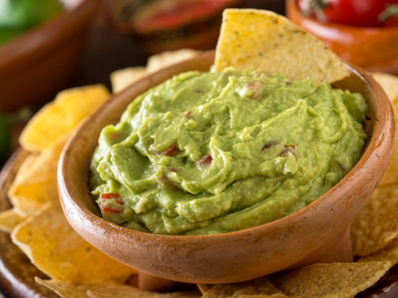News Picture: How to Make Perfect Guacamole