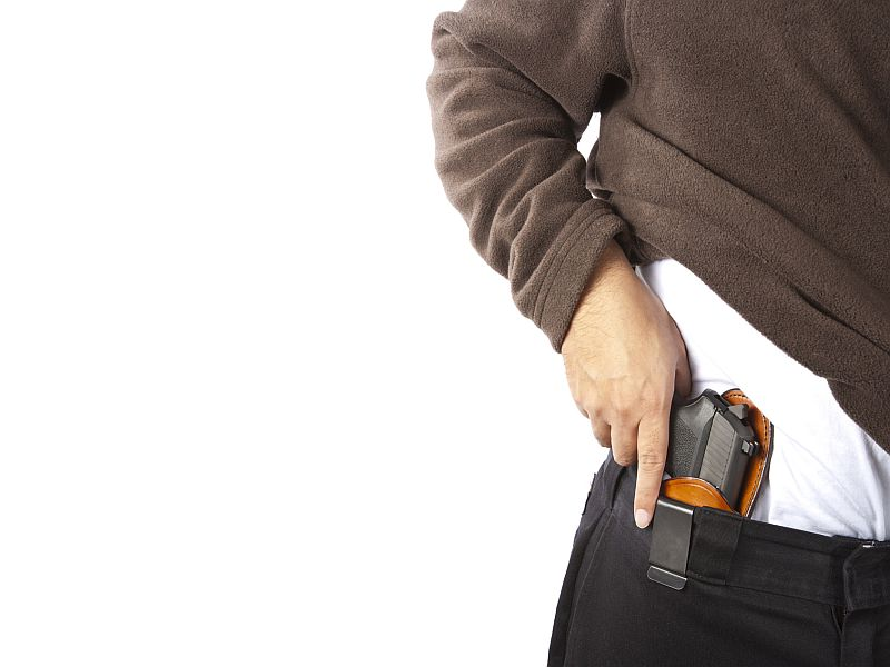 3 Million Americans Say They Carry Handguns Every Day