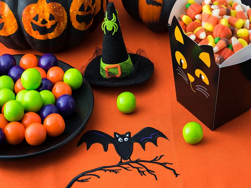 Making Halloween Less Scary for Teens With Allergies, Asthma