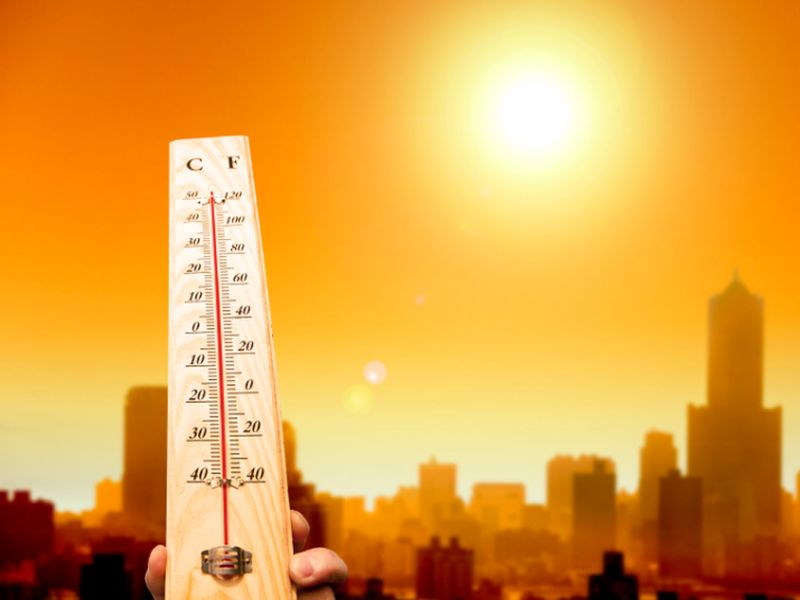 News Picture: Heat Deaths in U.S. Cities Could Jump 10-fold If Climate Change Isn't Slowed